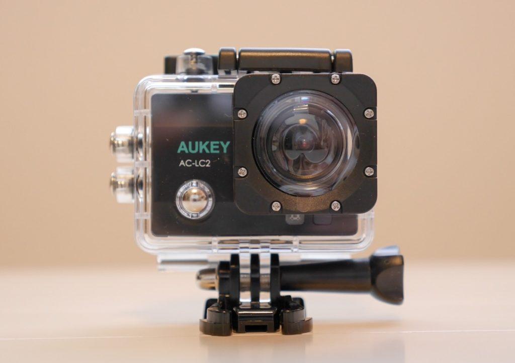 AUKEY アクションカメラ AC-LC2