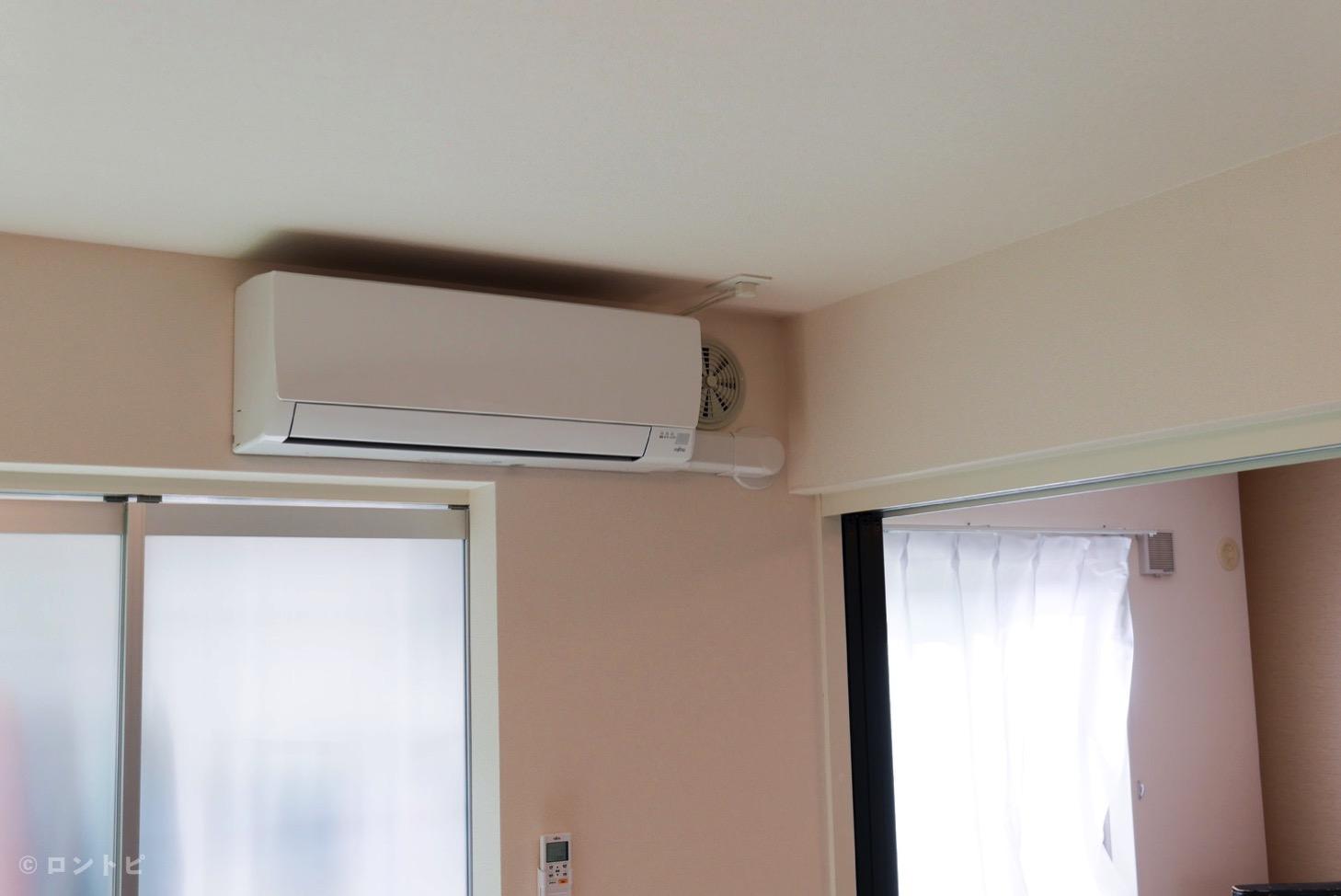 エアコン サーキュレーター