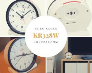 セイコー 電波 目覚まし時計