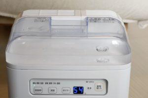 空気清浄機能付加湿器 SHA-400A