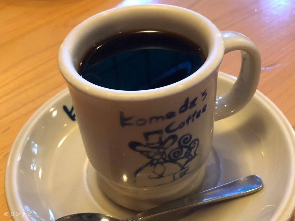 コメダ カフェインレスコーヒー