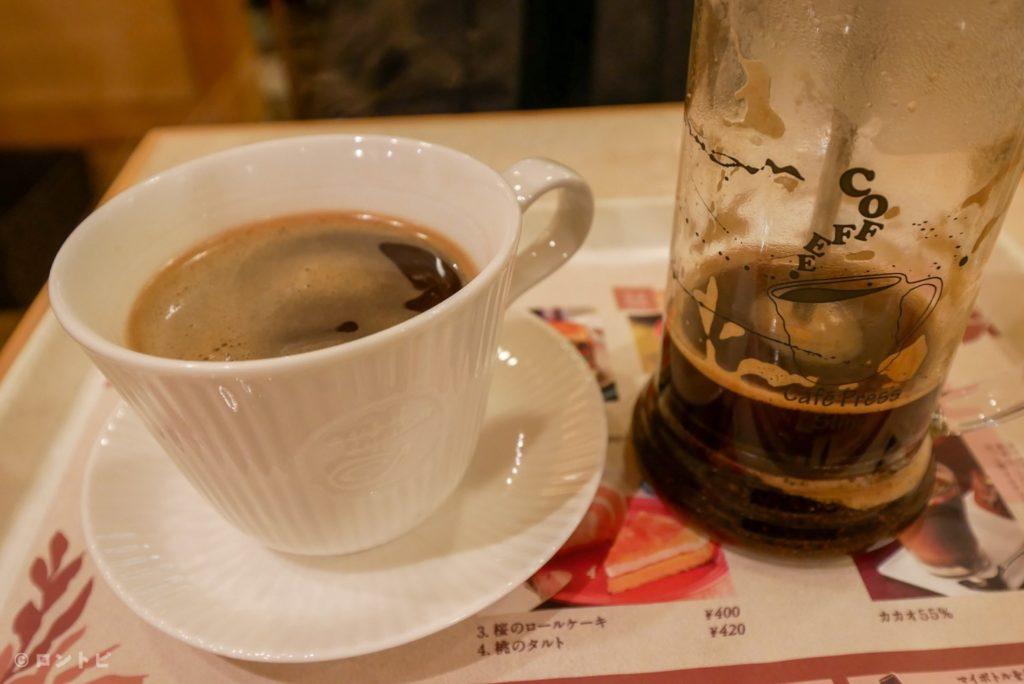 カフェドクリエ カフェインレスコーヒー 感想
