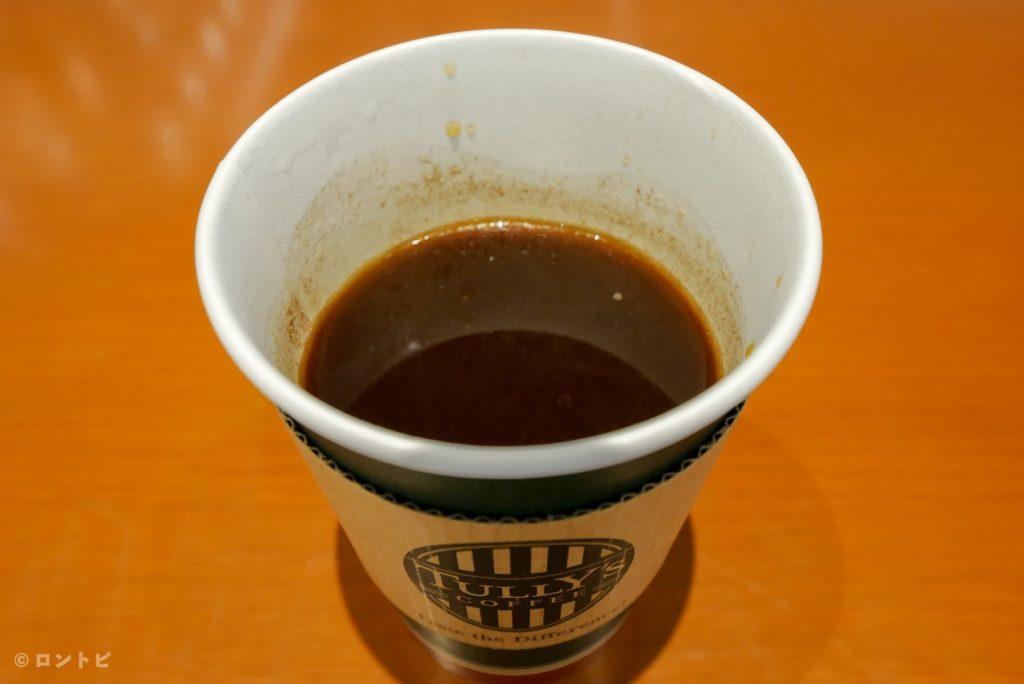 タリーズ カフェインレスコーヒー