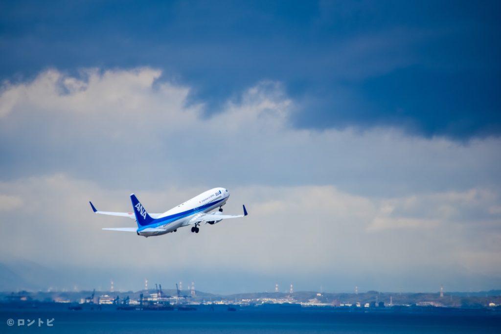 セントレア 飛行機 撮影