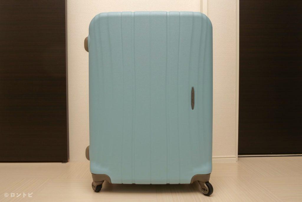 スーツケース レンタル オススメ