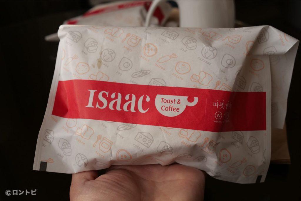イサック トースト