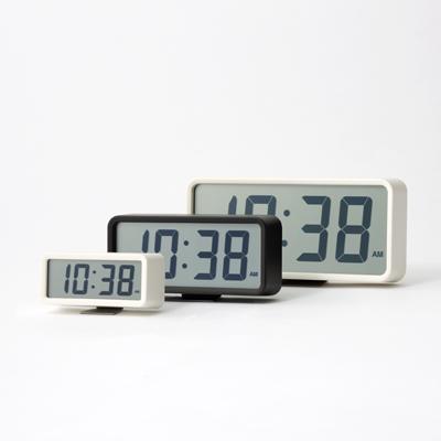 無印良品 デジタル時計 小