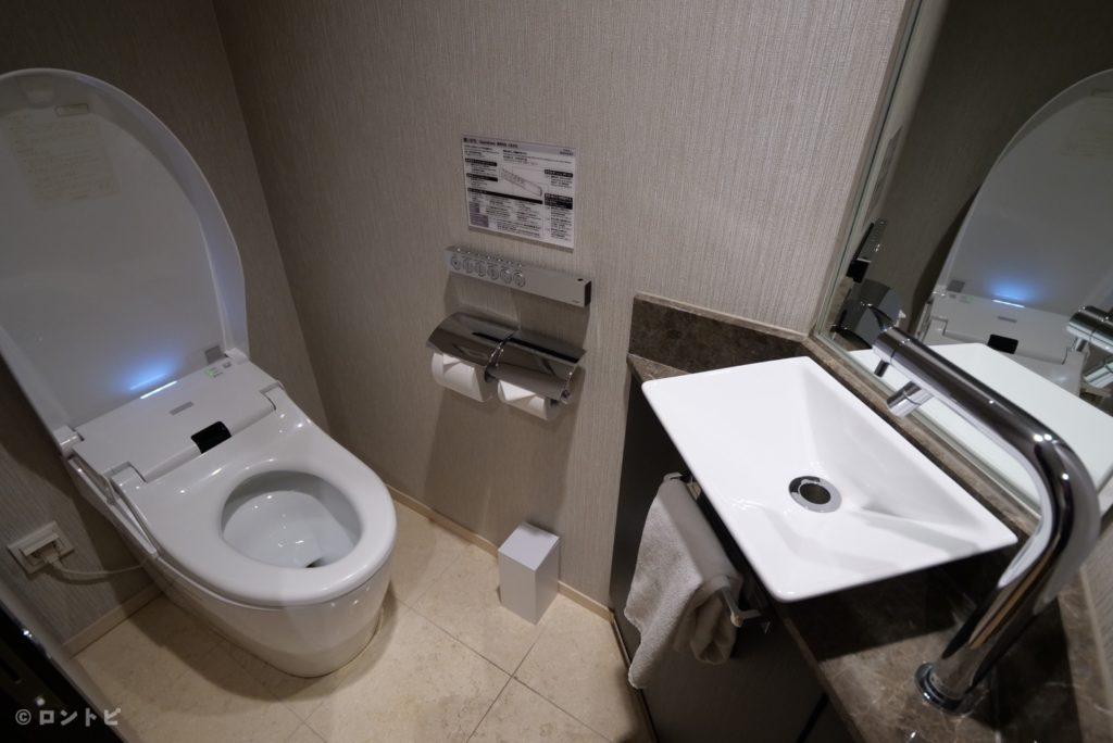 ソラリア西鉄 明洞 トイレ