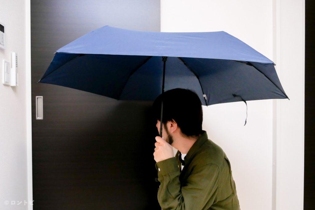 折りたたみ傘 大きい