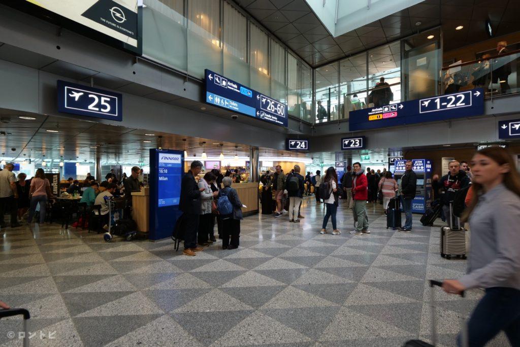 ヘルシンキ 空港