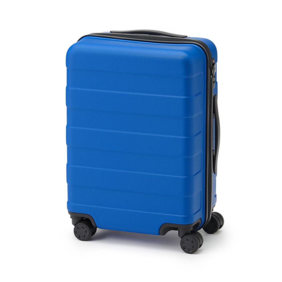 無印良品 スーツケース