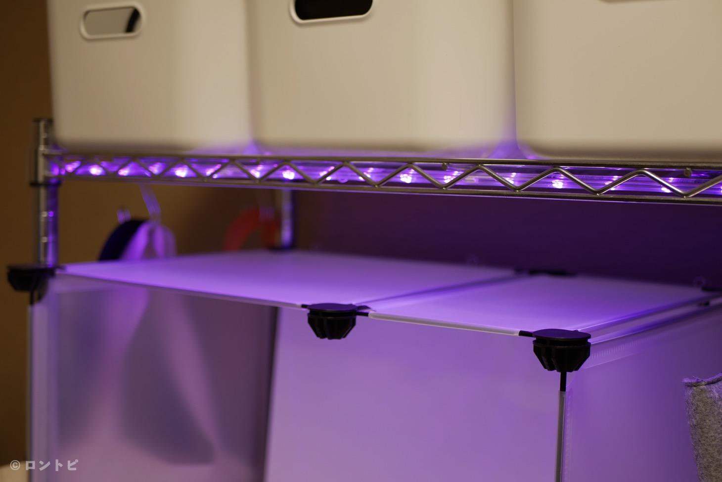 カラフル LED インテリア