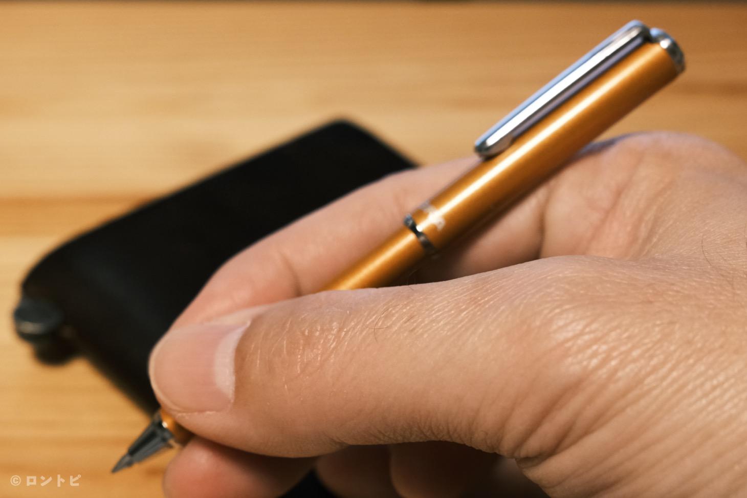 伸縮ボールペン ゼブラ
