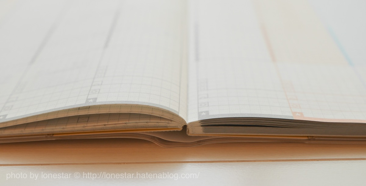 ジブン手帳 フラット