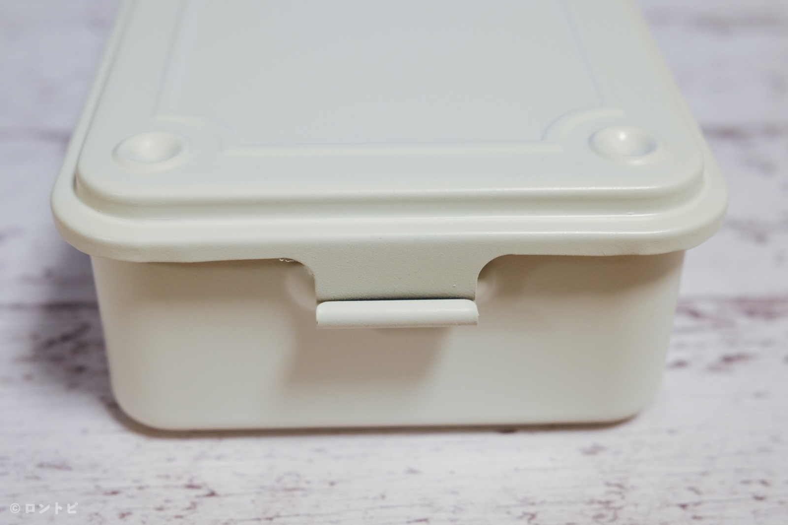 無印良品 工具箱 2サイズ